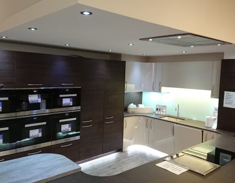 luxury fitted kitchens chelmsford