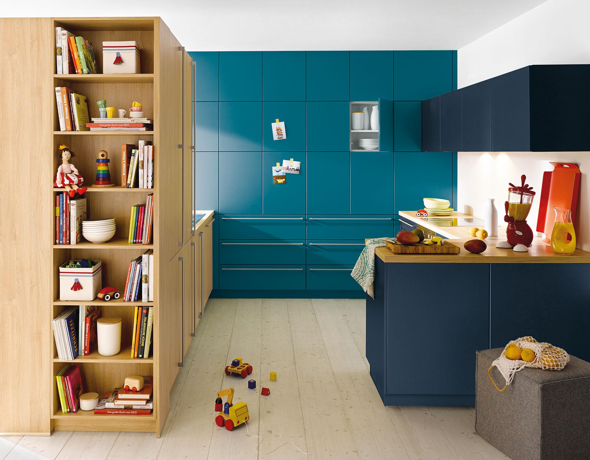 Schuller Contemporary Biella Kitchen - Bentons Kitchens
