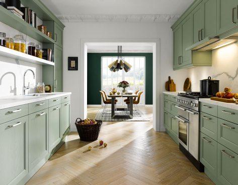 Shaker Kitchens - Bentons Kitchens