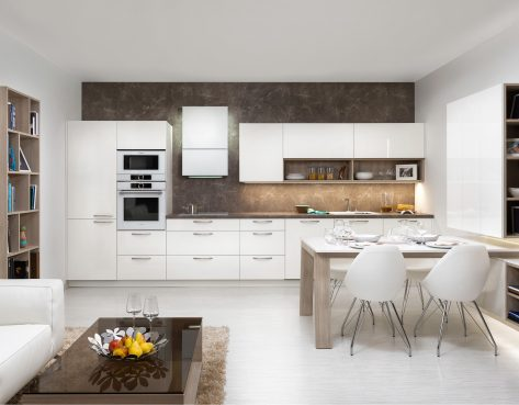 Hanak Contemporary Optima Kitchen