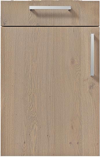 Platinum Knotty Oak, Brushed