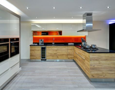 Kitchen Showroom in Canterbury