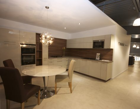 Kitchen Showroom in Ipswich