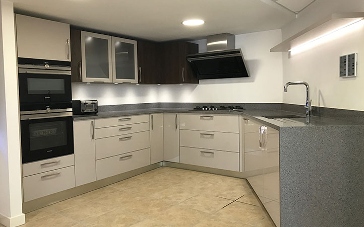 benfleet kitchen showroom
