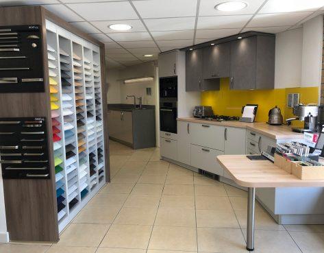 kitchen showrooms in Benfleet Essex