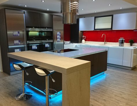 kitchen showroom chelmsford