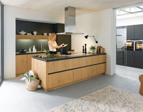Schuller Contemporary Rocca Kitchen