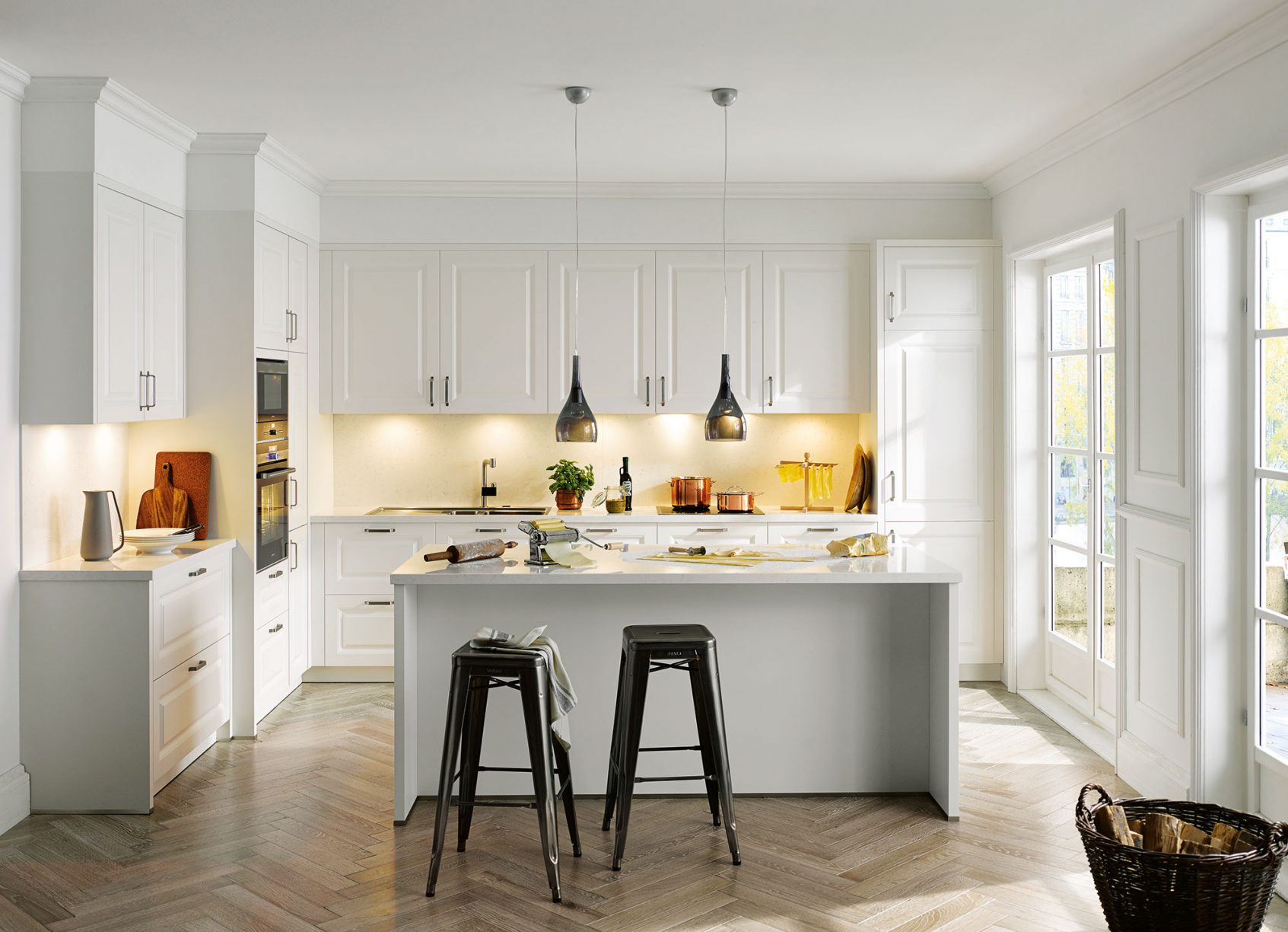 Schuller Traditional Riva Kitchen