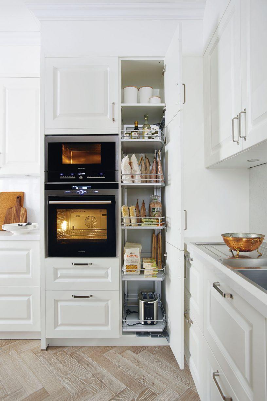 Traditional Riva Kitchen