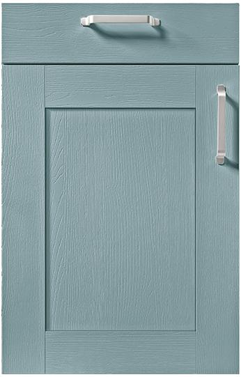 schuller door Blue Grey Silk Gloss