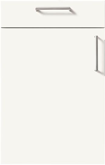 schuller door Brilliant White High Gloss