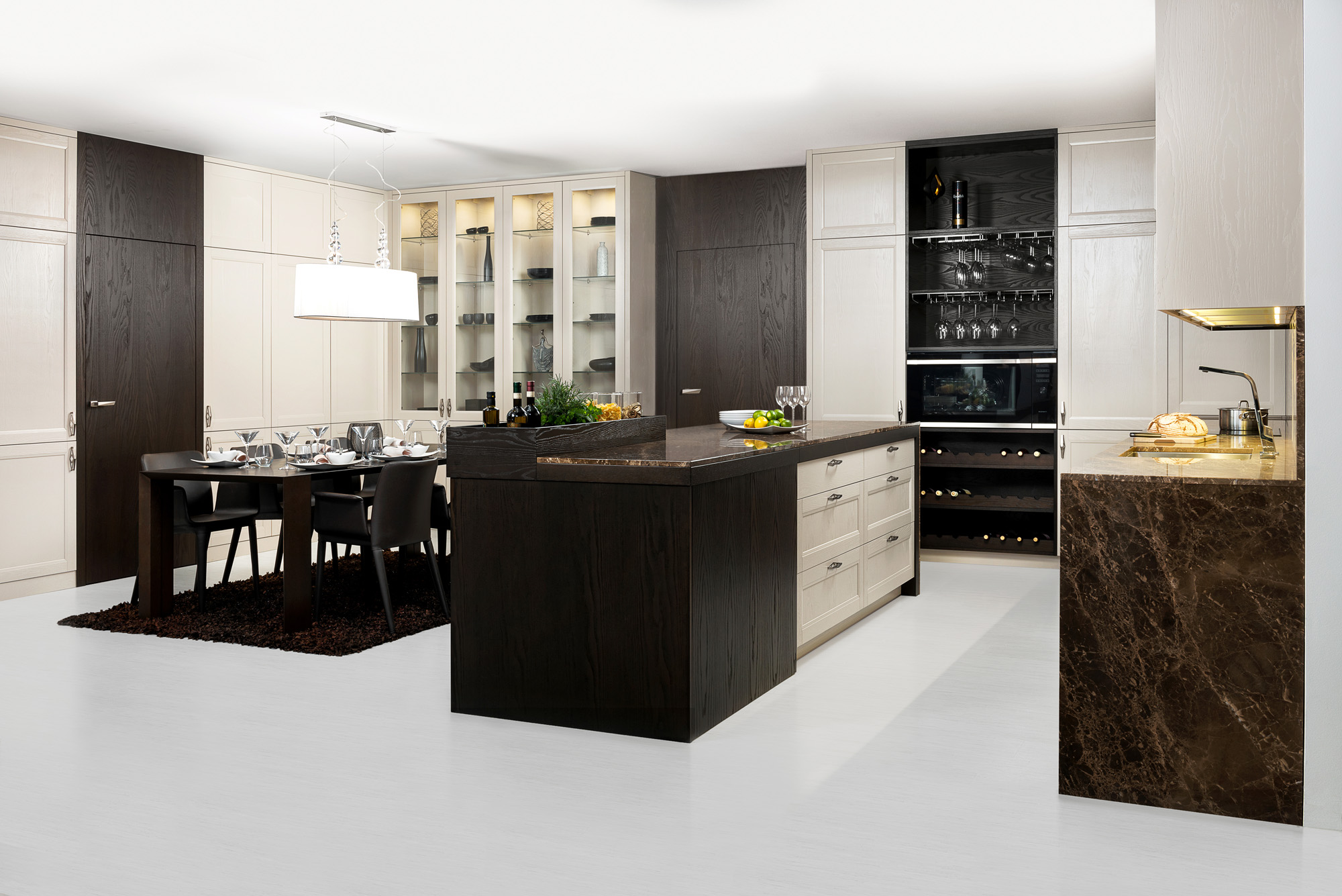 Hanak Shaker Nice Kitchen Bentons Kitchens