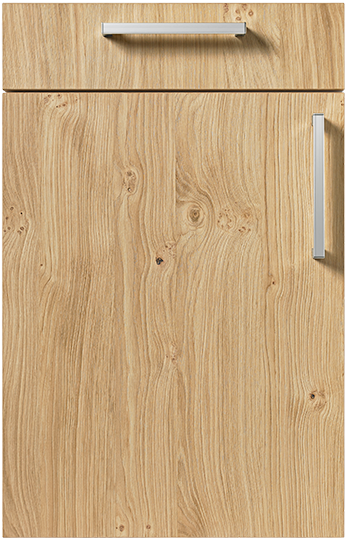 Light Knotty Oak Bianco, Brushed