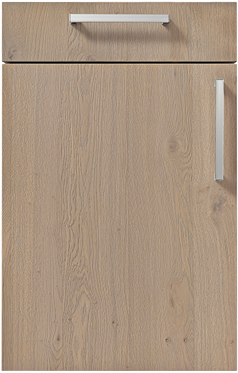Platinum Knotty Oak, Brushed