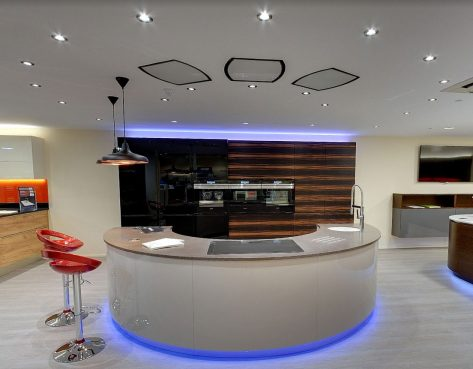 kitchen design showroom canterbury kent