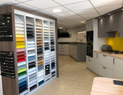 kitchen showrooms in Benfleet Essex