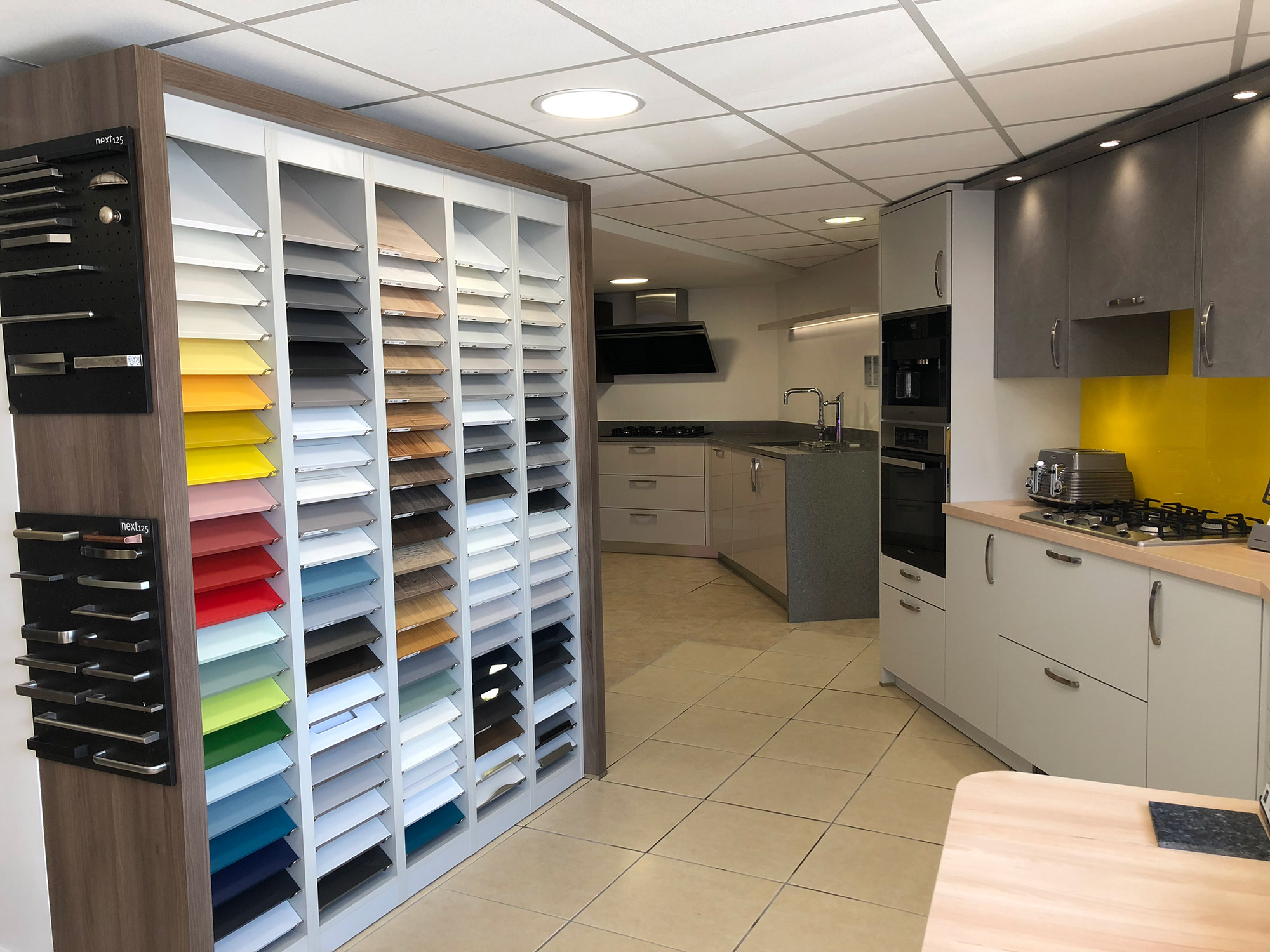 Kitchen Showroom In Benfleet, Essex