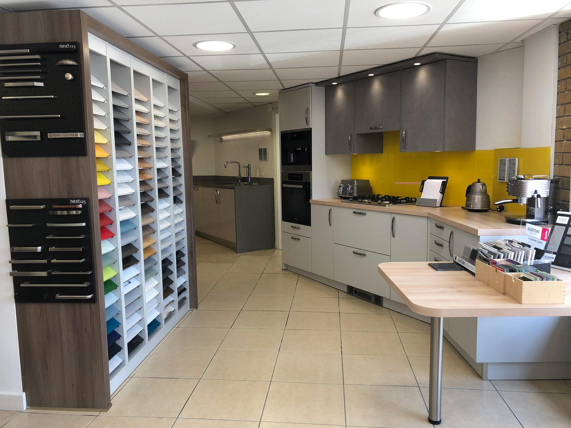 Kitchen Showroom in Benfleet, Essex - Bentons Kitchens