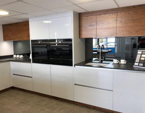 modern kitchen design in benfleet essex