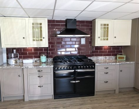 traditional kitchen design in benfleet essex