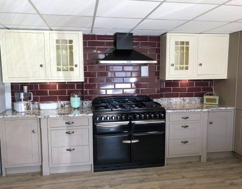 traditional kitchen design in benfleet essex