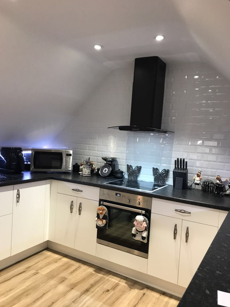 Luxury Kitchen Installation In Kent For Mrs Booth In