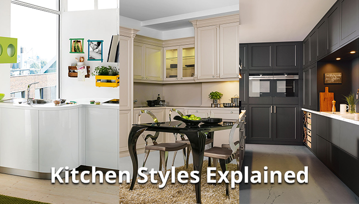 Kitchen Styles Explained