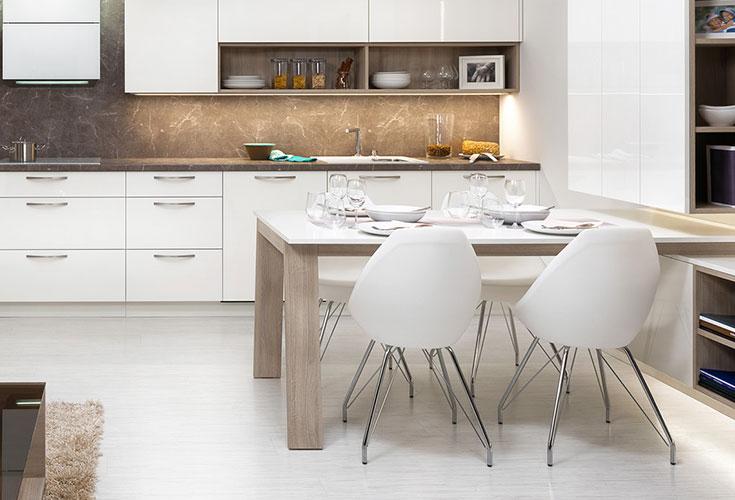 Hanak Contemporary Optima Kitchen Table