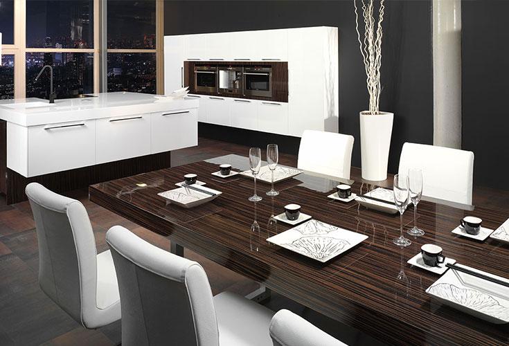 Hanak Contemporary Paloma Kitchen Table