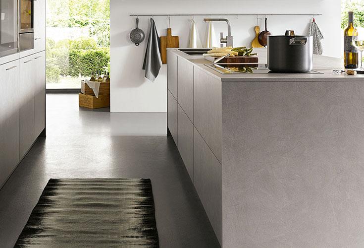 Schuller Contemporary Elba Kitchen