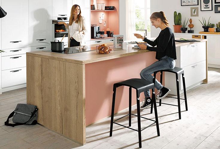 Schuller Contemporary Fino Kitchen Island