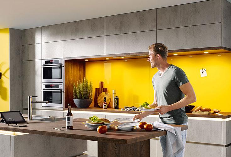 Schuller Elba Kitchen Cabinets