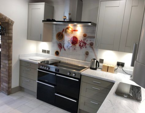 Kitchen Design For Smith Completion