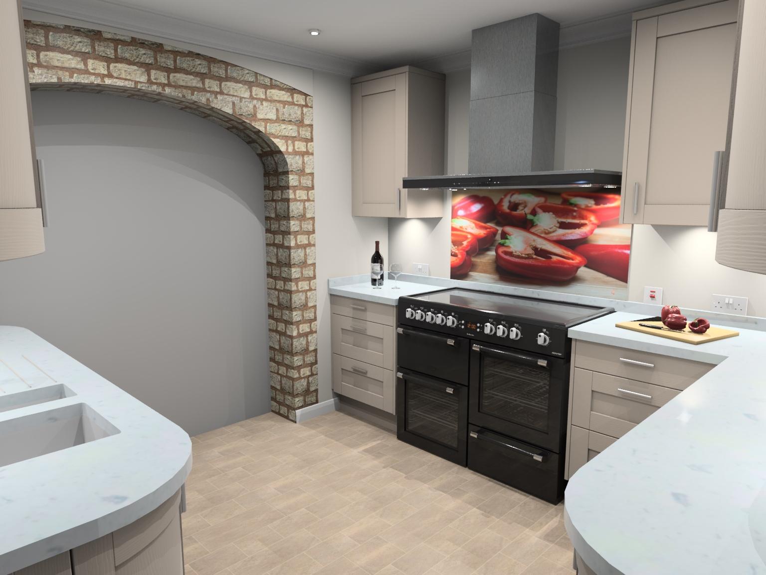 Kitchen Design For Smith Visual