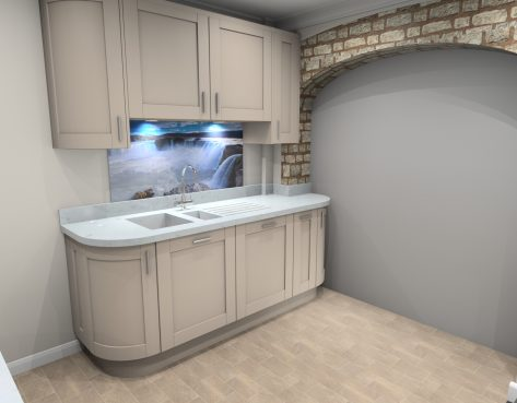 Kitchen Design For Smith Visual