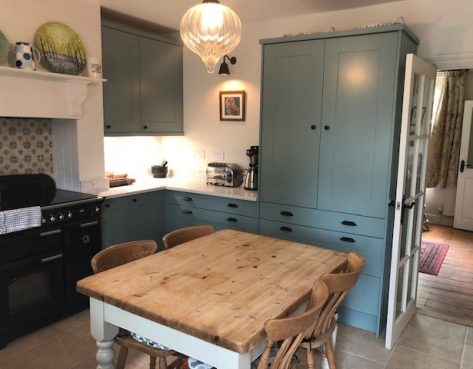 Kitchen Design For The Howlings