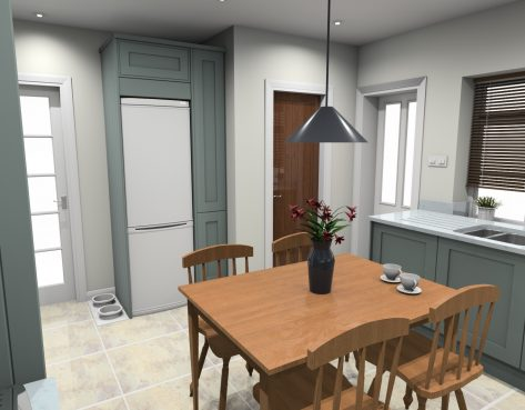 Kitchen Design Visuals For Howlings
